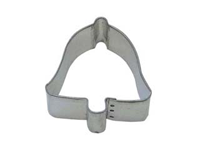 Bell cookie cutter
