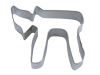 Chai cookie cutter