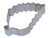 Aspen Leaf cookie cutter