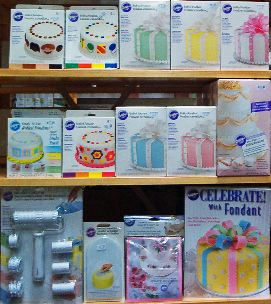 Cake Making Supplies