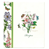 Botanic Garden Recipe Book